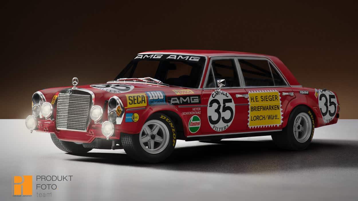 AMG Mercedes SEL