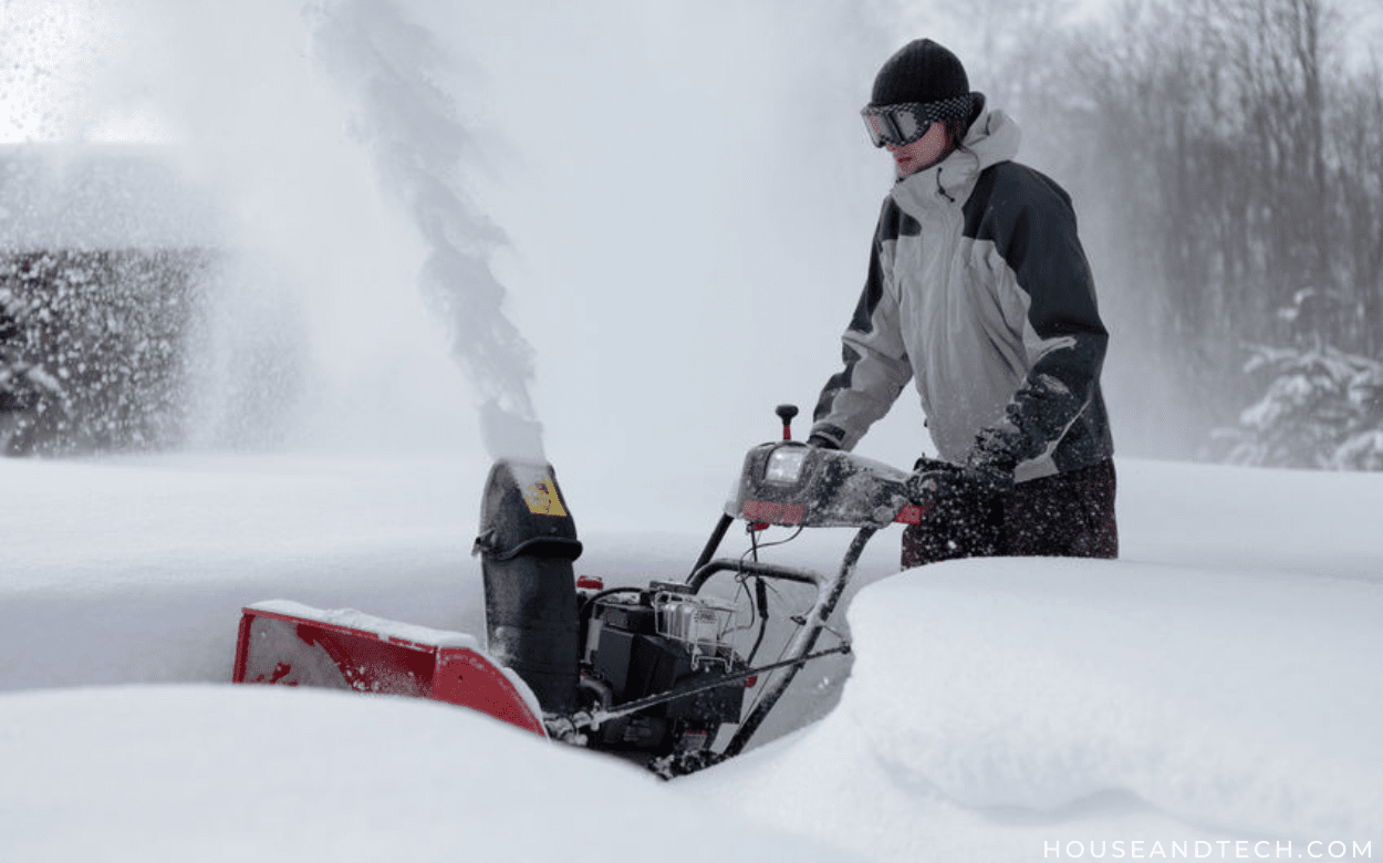 The Best Gas Powered Snow Blower