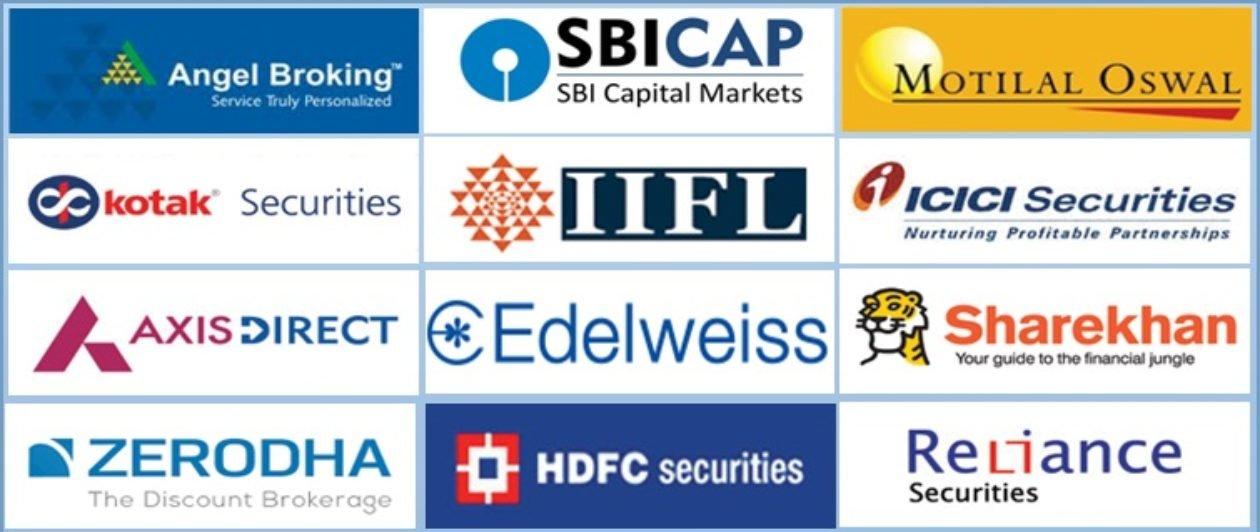 best brokers in india