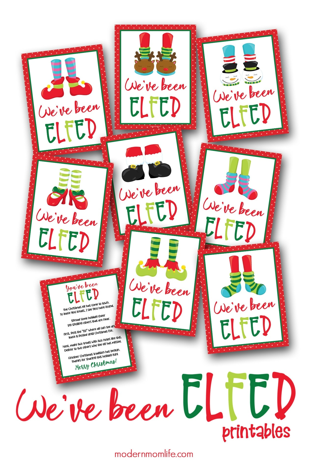 youve been elfed