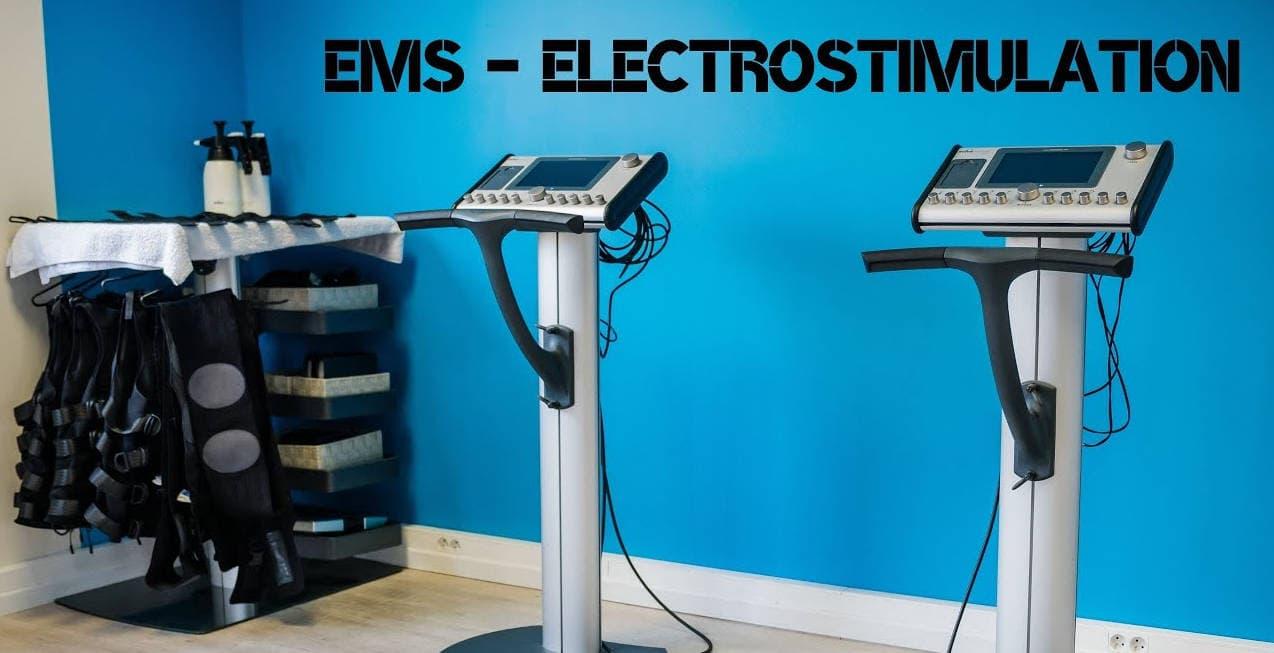 utilisation d'appareils électrostimulateur avec la technologie EMS