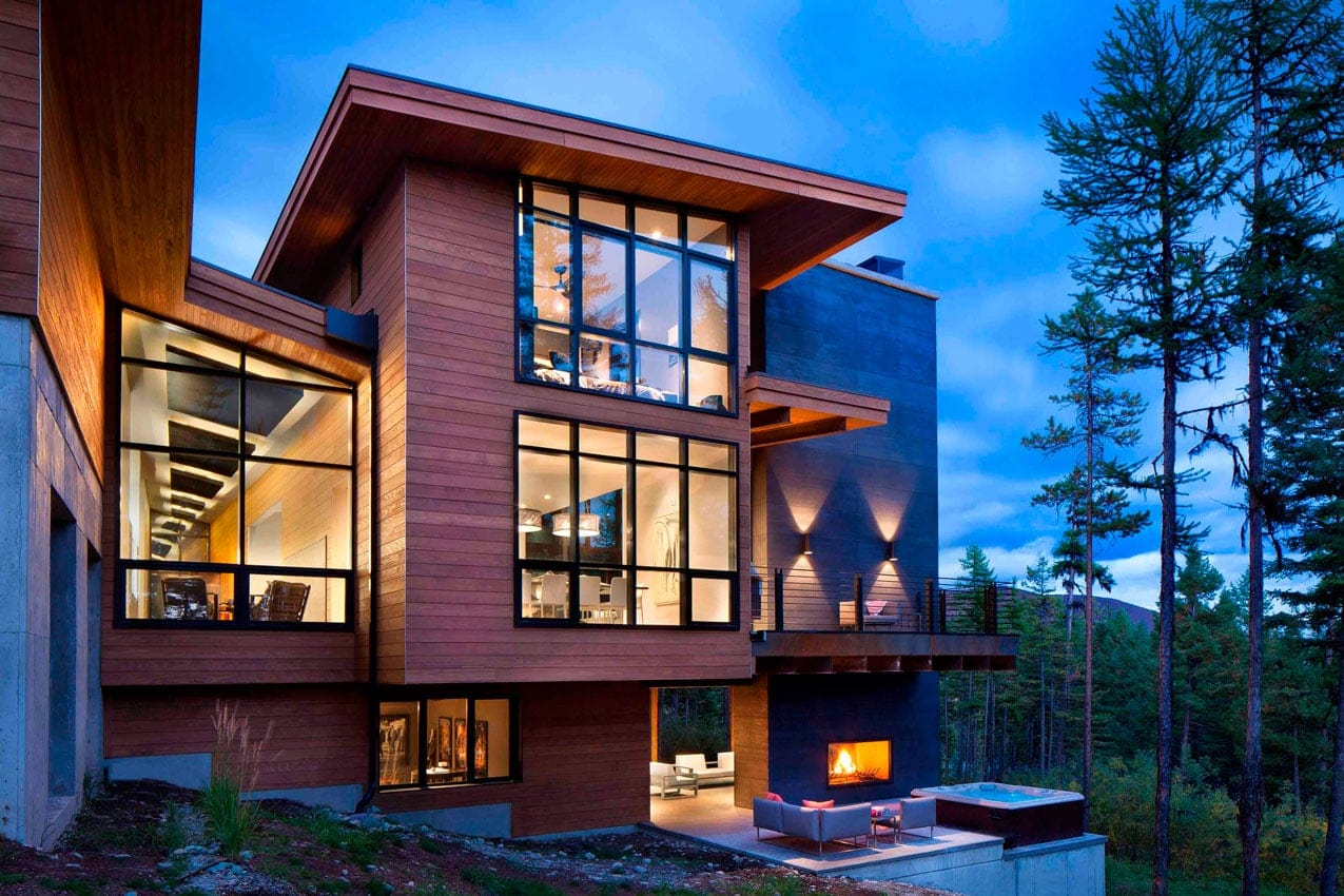 Contemporary Vs Modern Home Design: What is the Difference ... on