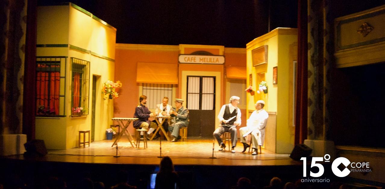Ferro Teatro presentó en el Calderón «La Verbena de la Paloma»