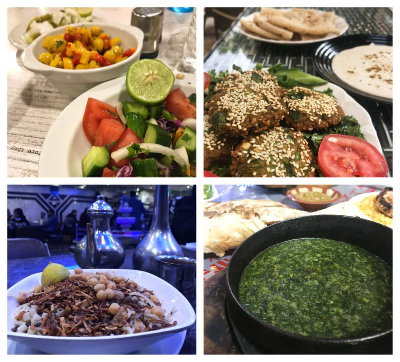 Food in Egypt - Experiencing the Globe