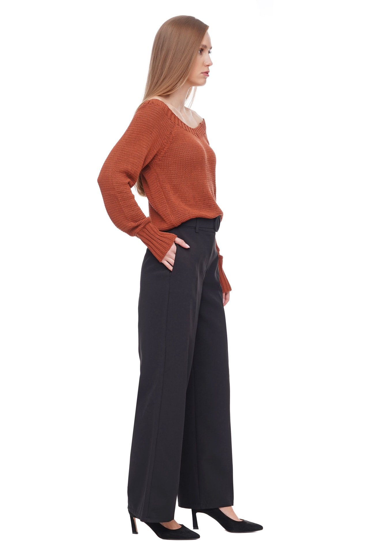 LE STREGHE Strick Pullover