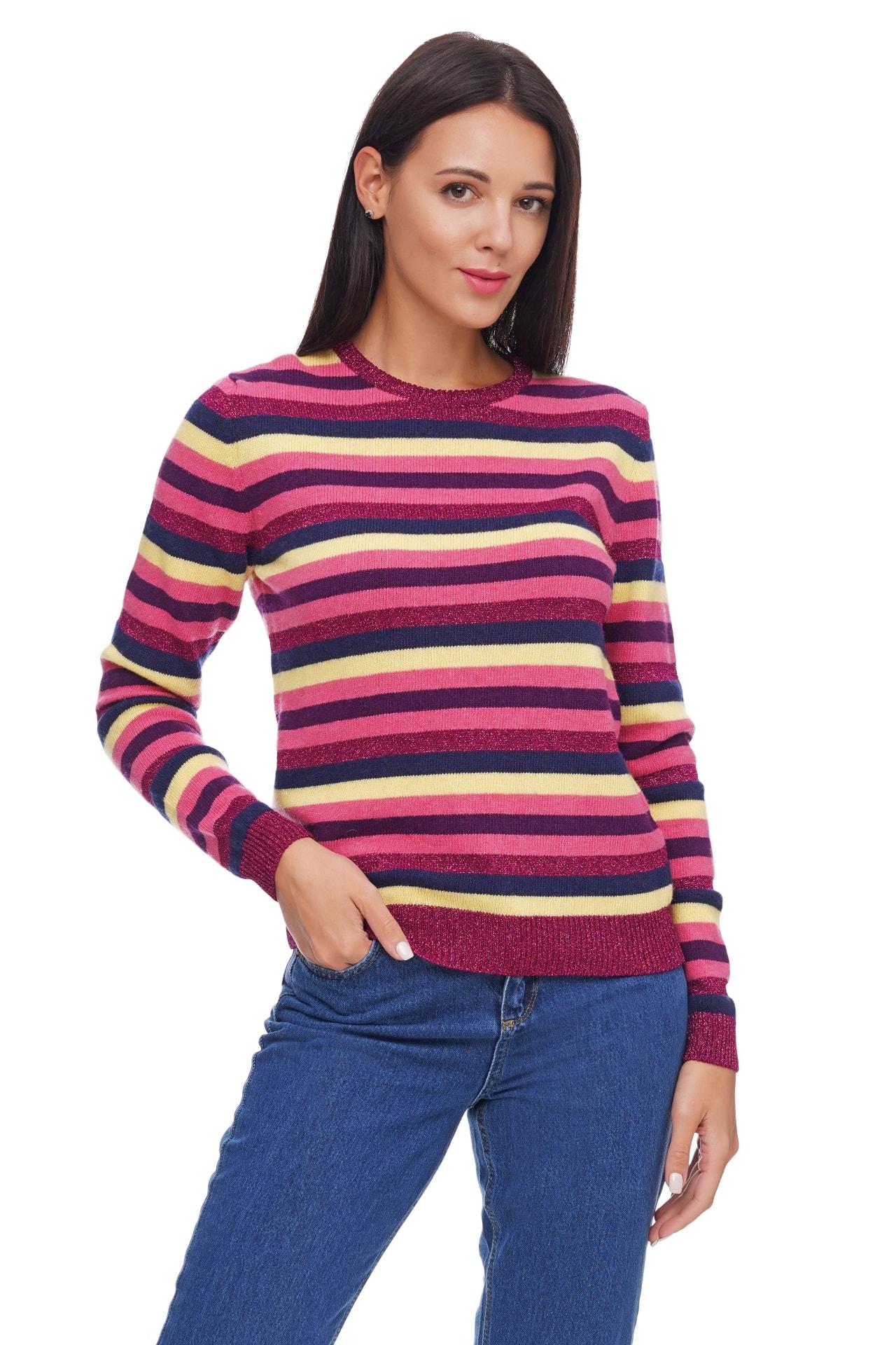 Pullover aus Kaschmir Kontatto