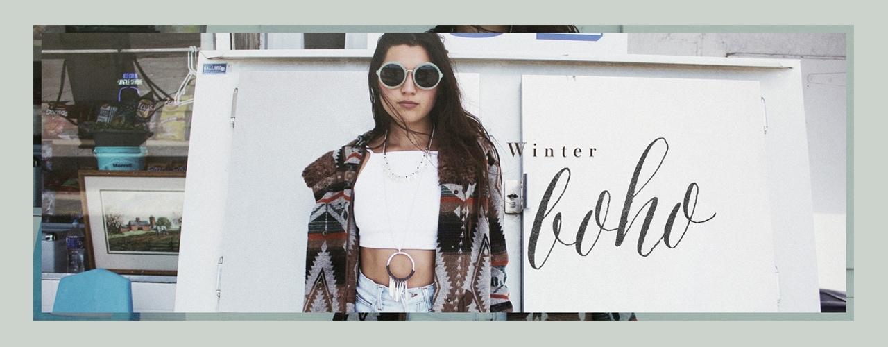 Hippie Chic Web banner Design