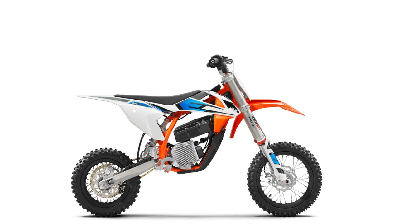 2021 KTM SX E 5