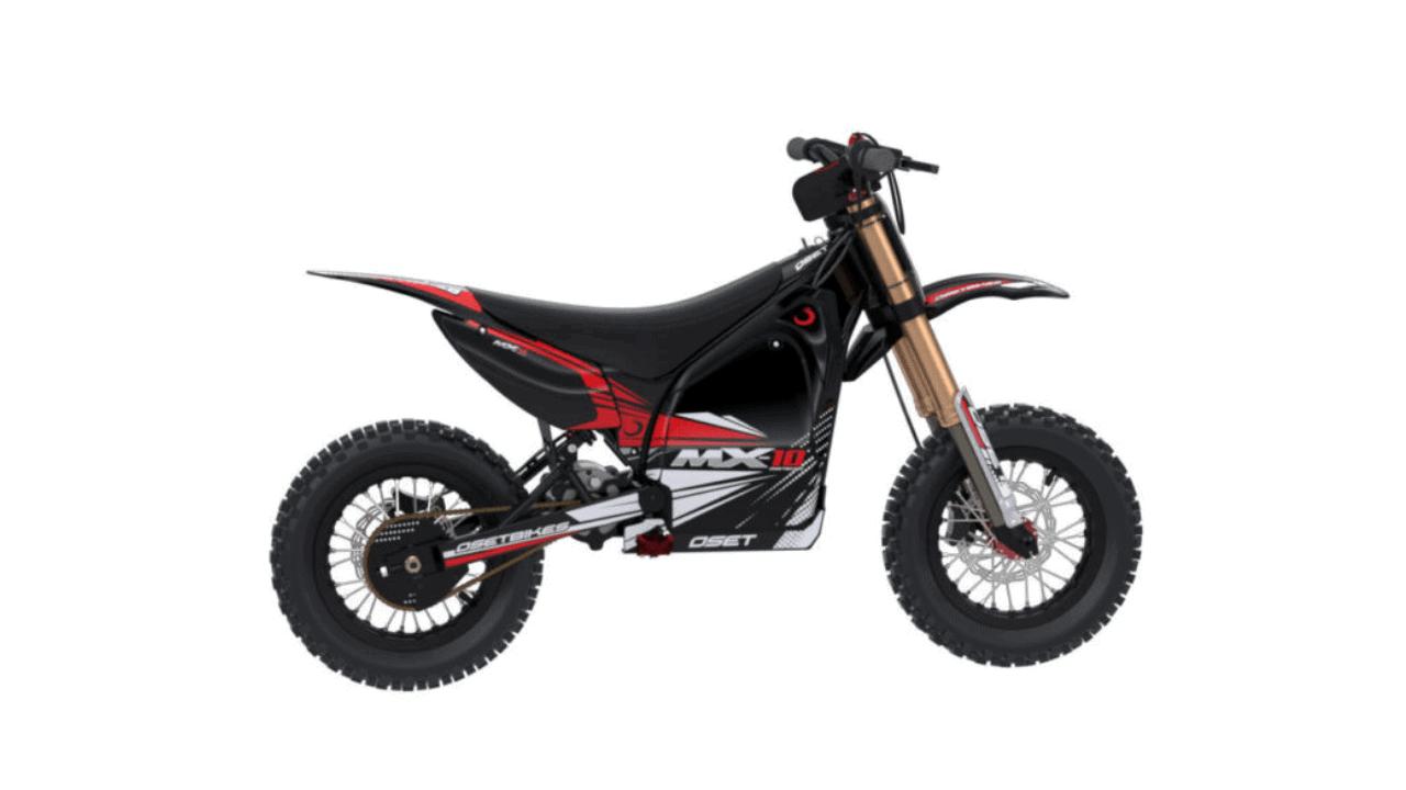 OSET MX-10 dirt bike