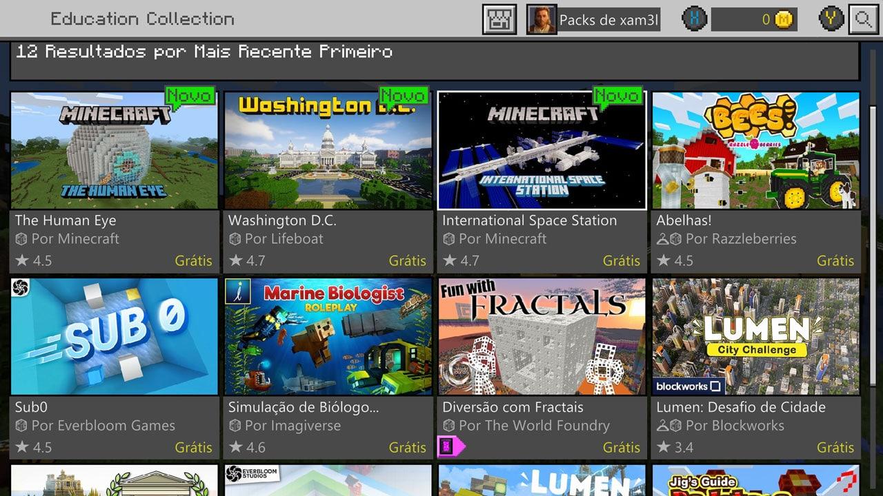 Minecraft Store