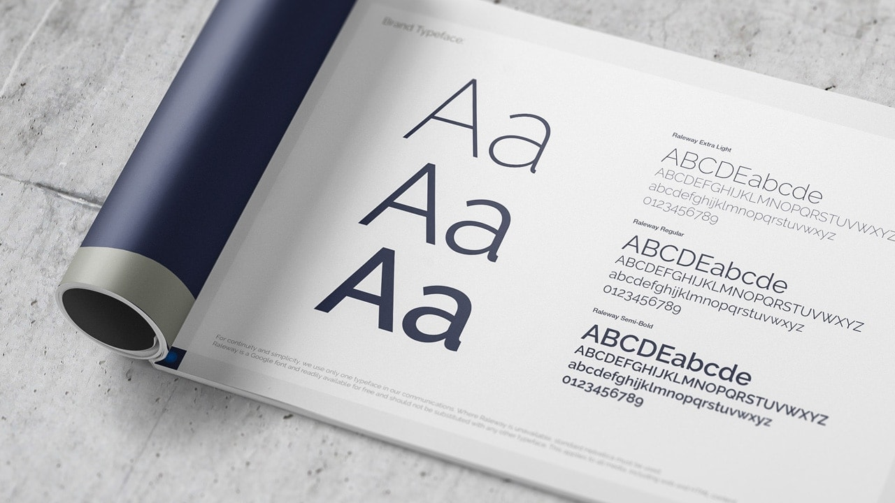 Alba Power Brand Guidelines