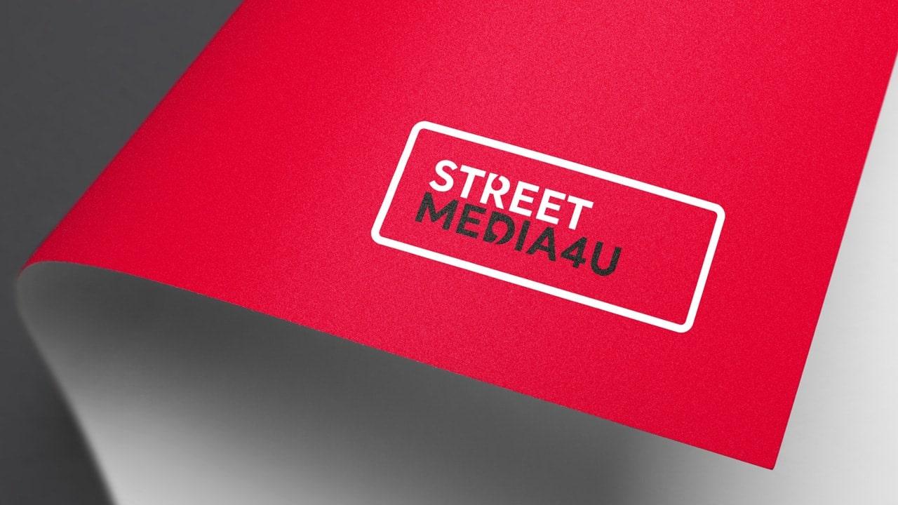 Street Media 4U Logo Design