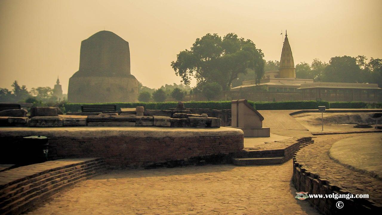 Stoop at Sarnath