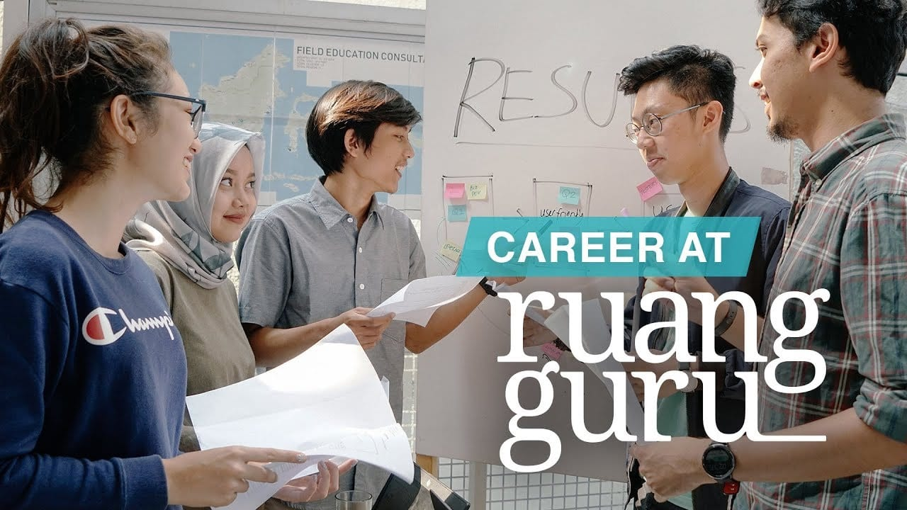 Injected with Rp 2.1 Trillion, Ruangguru will Expand and Improve HR