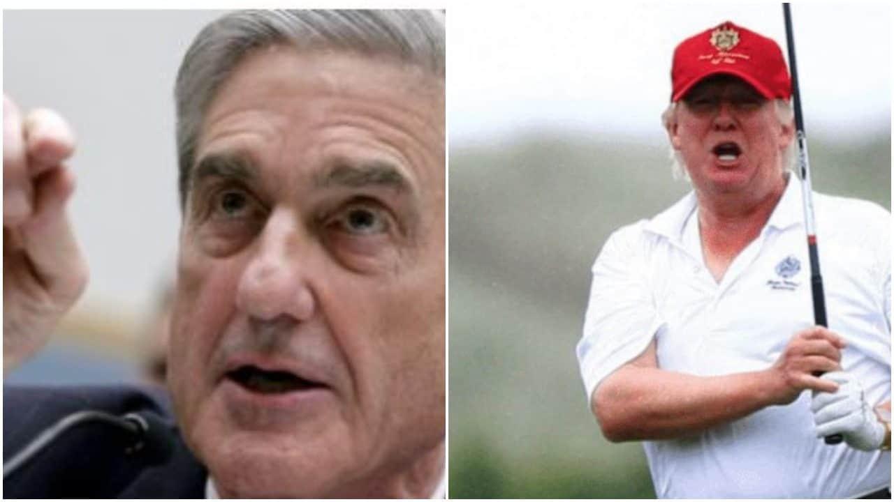 Mueller Trump golf