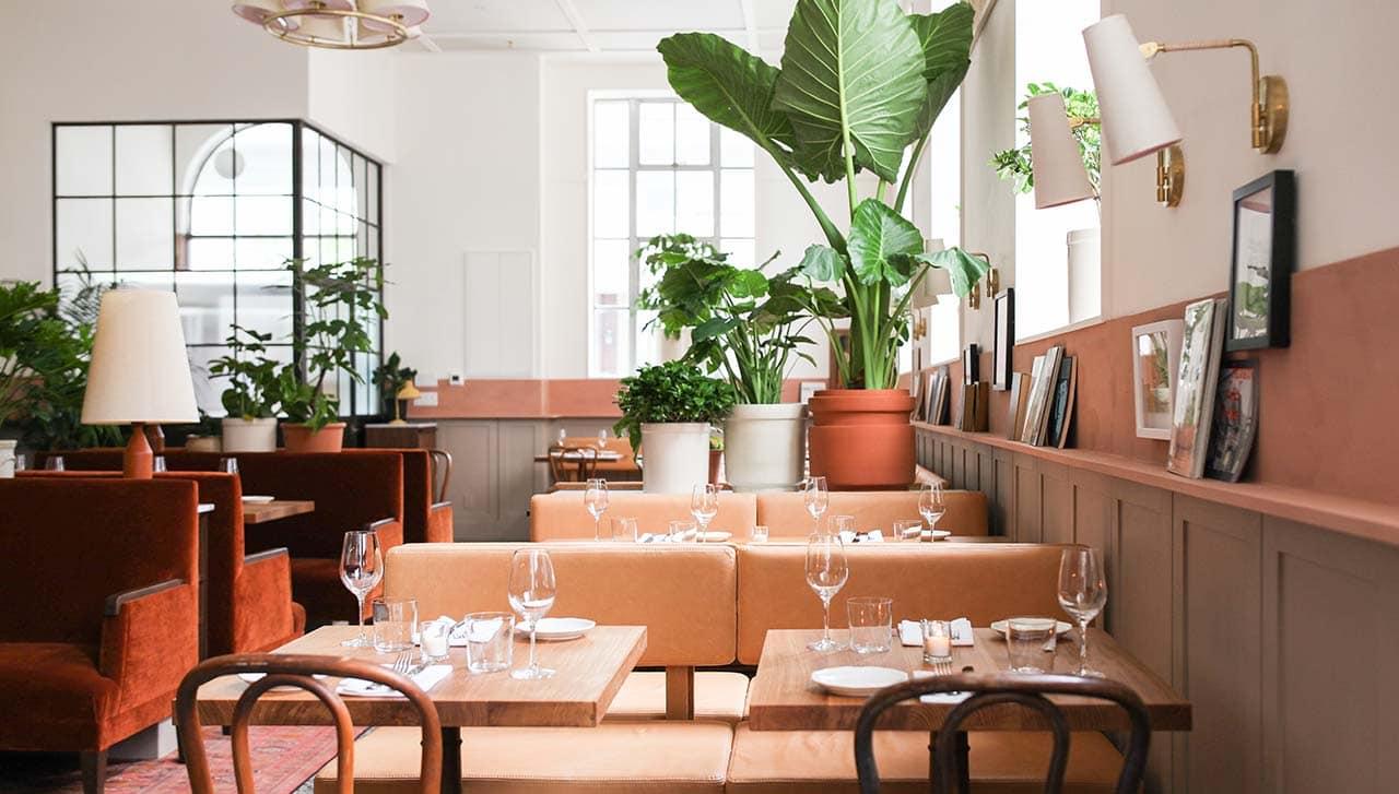 Hotel Kinsley Restaurant