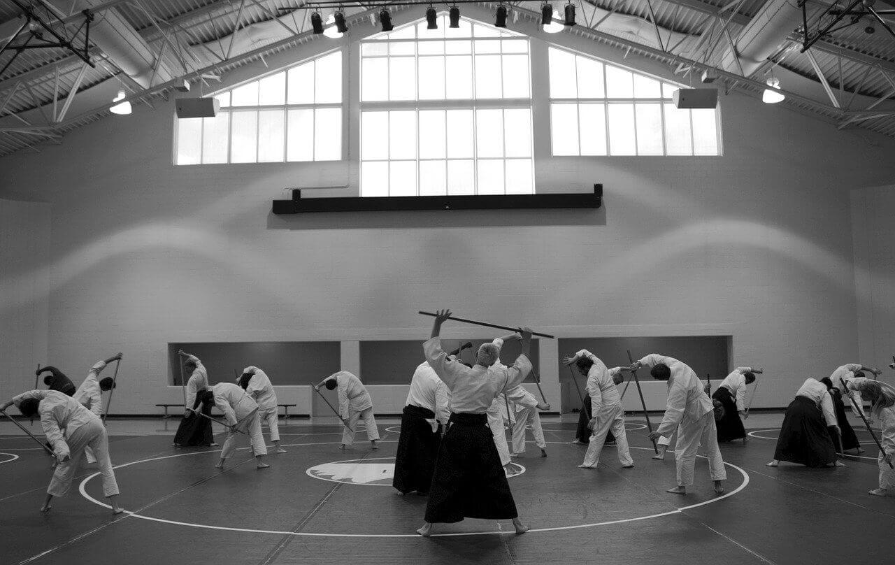 club d'aikido sur paris