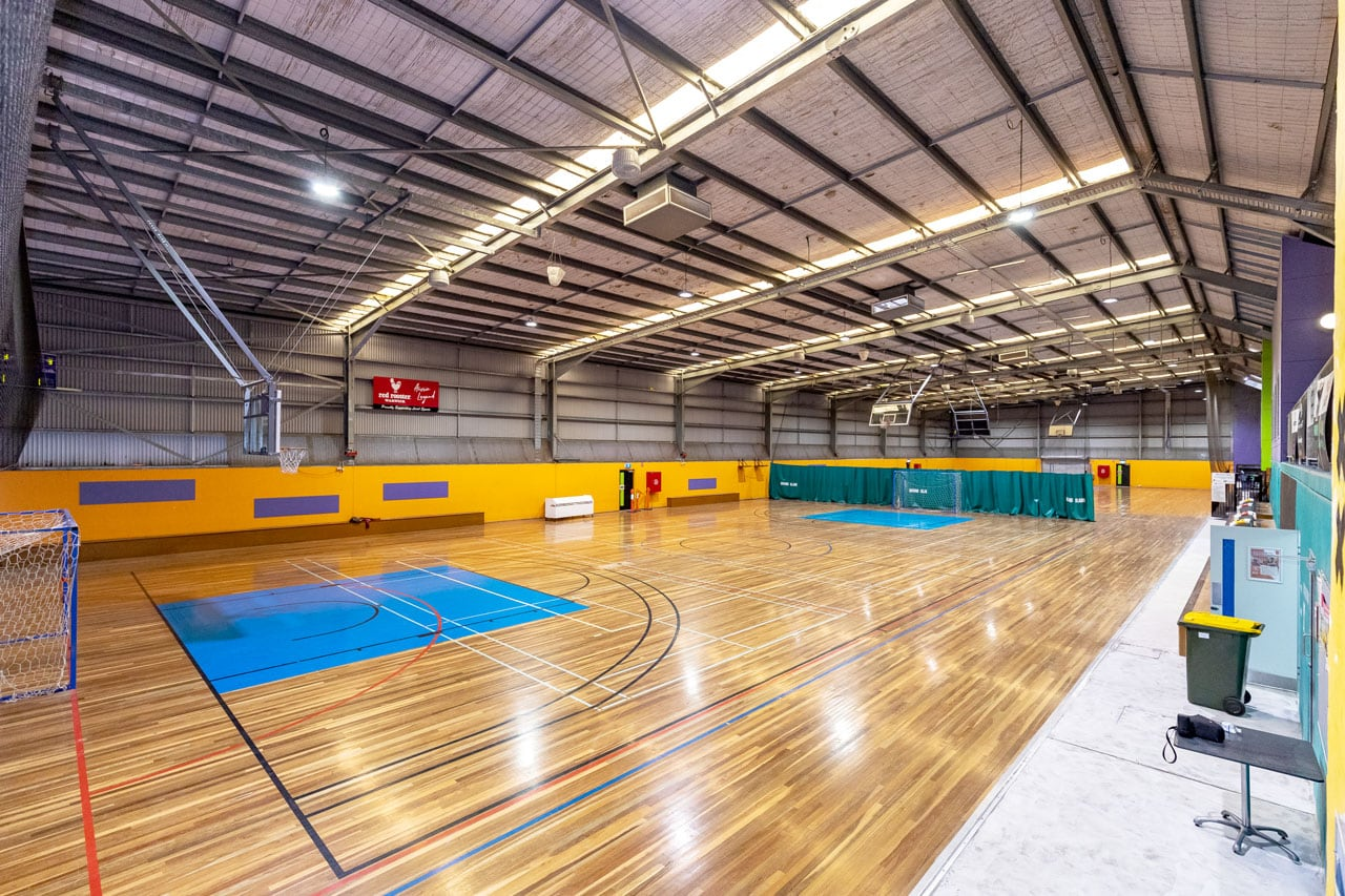 YMCA Warwick Trust In Airius Sports Hall Cooling Fans