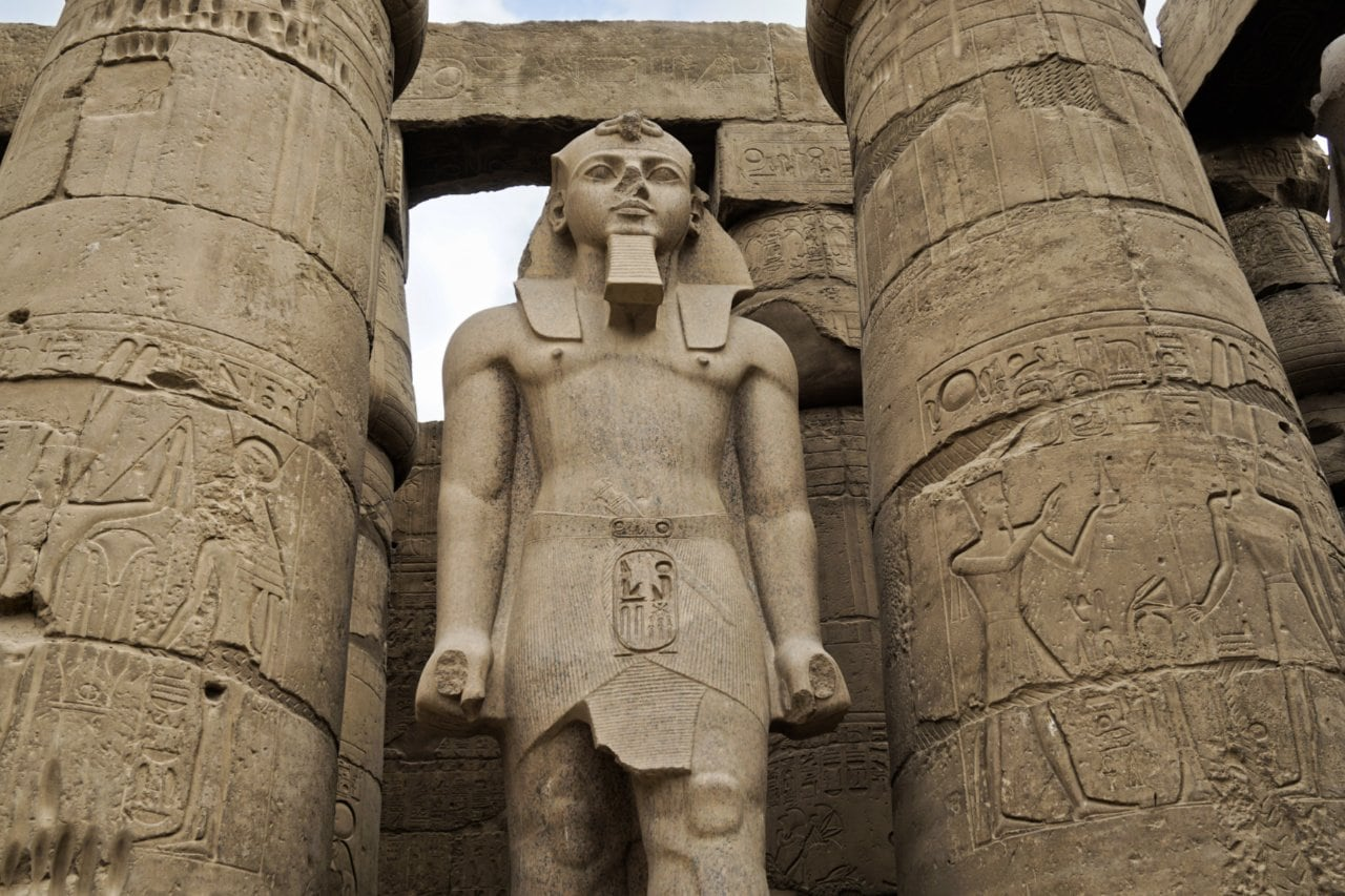 Luxor Temple, Egypt - Experiencing the Globe