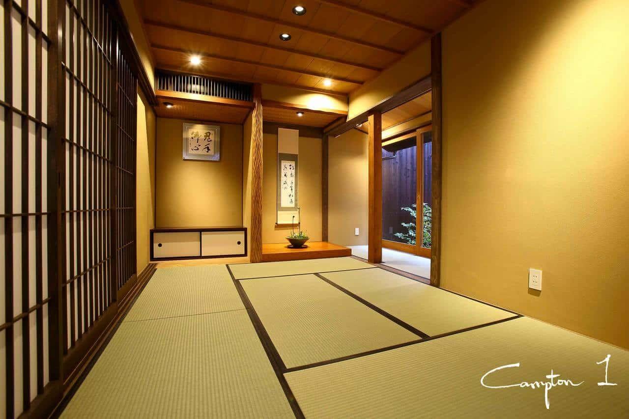 Vacation Rental Campton Ushitora Kyoto