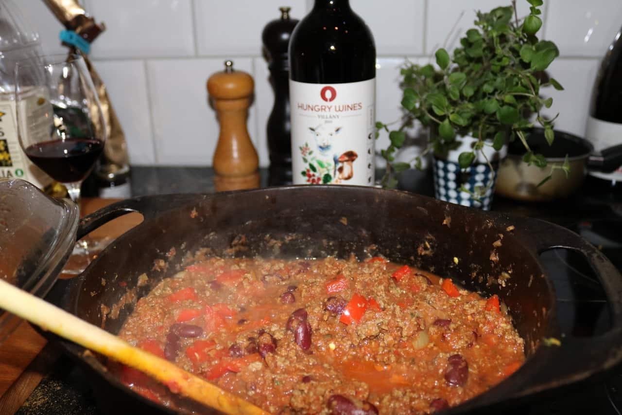 Vild Chili Con Carne