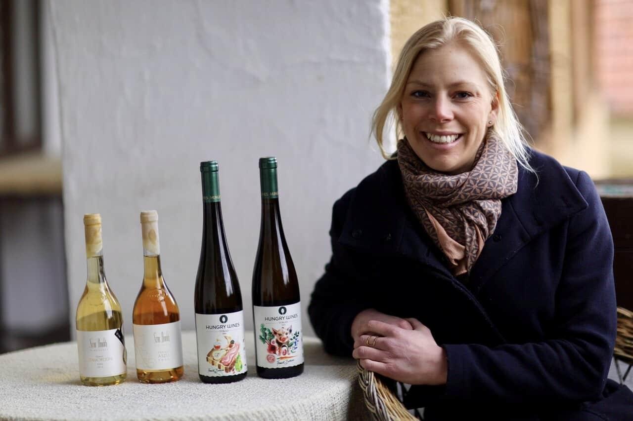 Resa till vinregionen Tokaji när knopparna slår ut