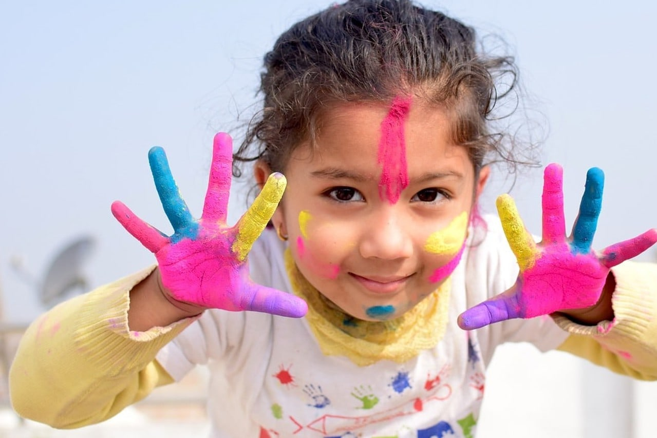 Powerful Life Lessons Celebrating Holi Teaches Every Kid