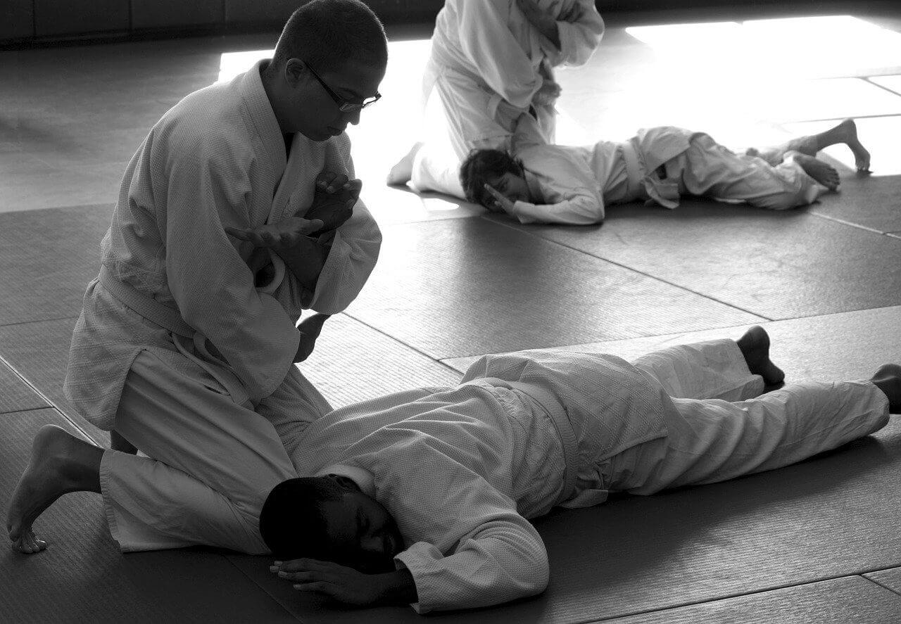 prise d'aikido
