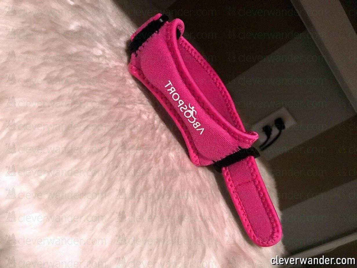 Abco Tech Patella Knee Strap - image review 1