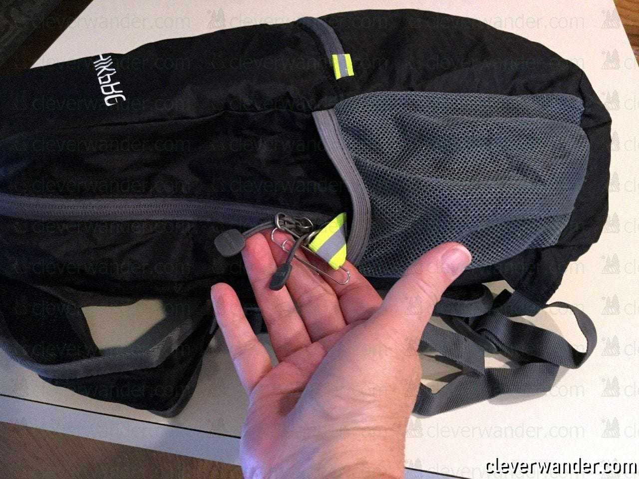 Hikpro Lightweight Packable Backpack - image review 1