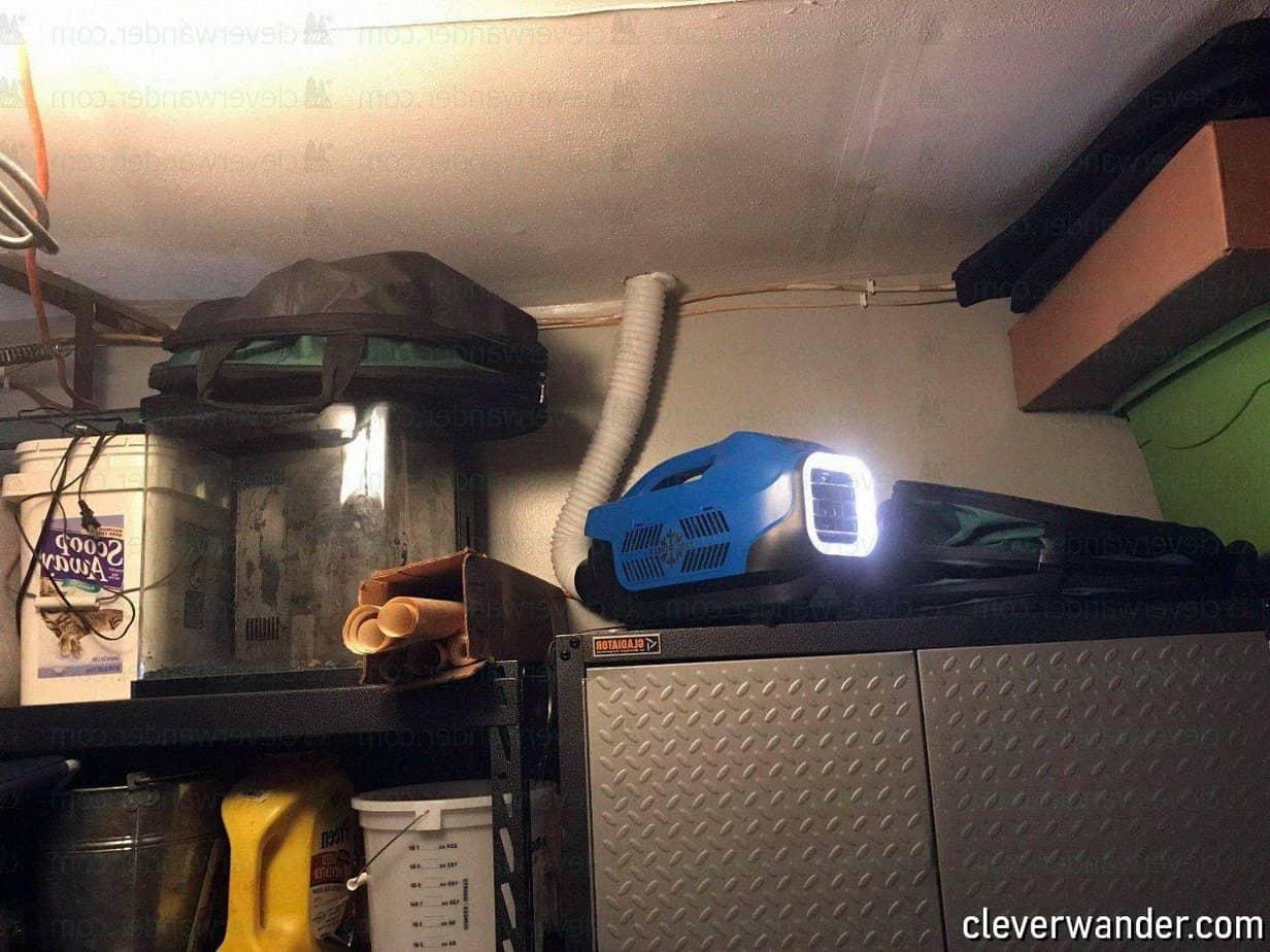 Zero Breeze Portable Air Conditioner - image review 3