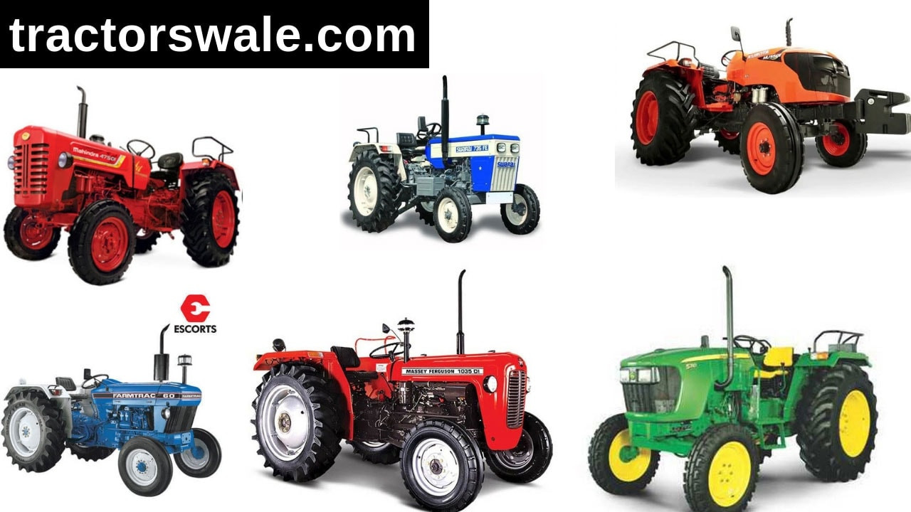 Top 10 Tractors Company in india 2019 Specifications
