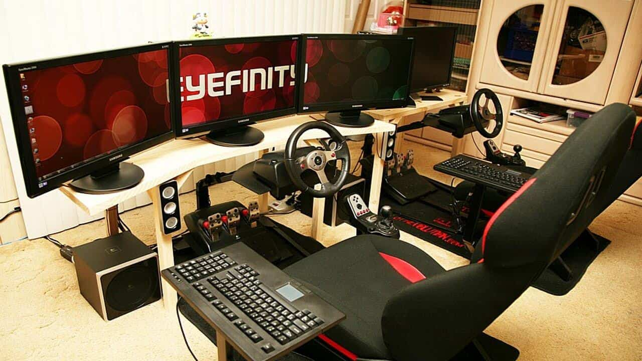 How to Create the Perfect Racing Simulator Setup for You