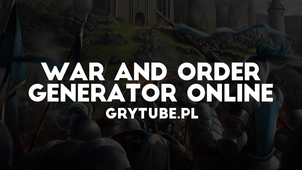 war and order kody 2020