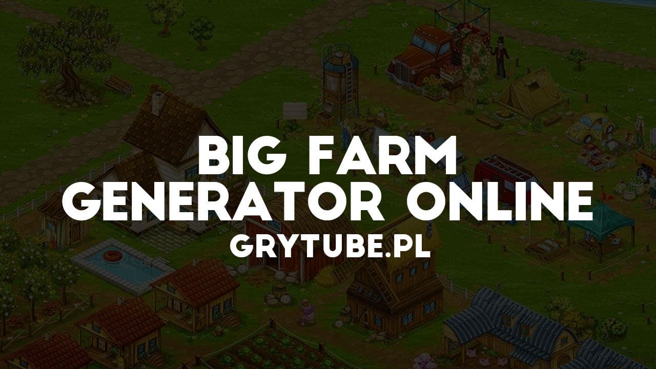 kody do big farm na zloto
