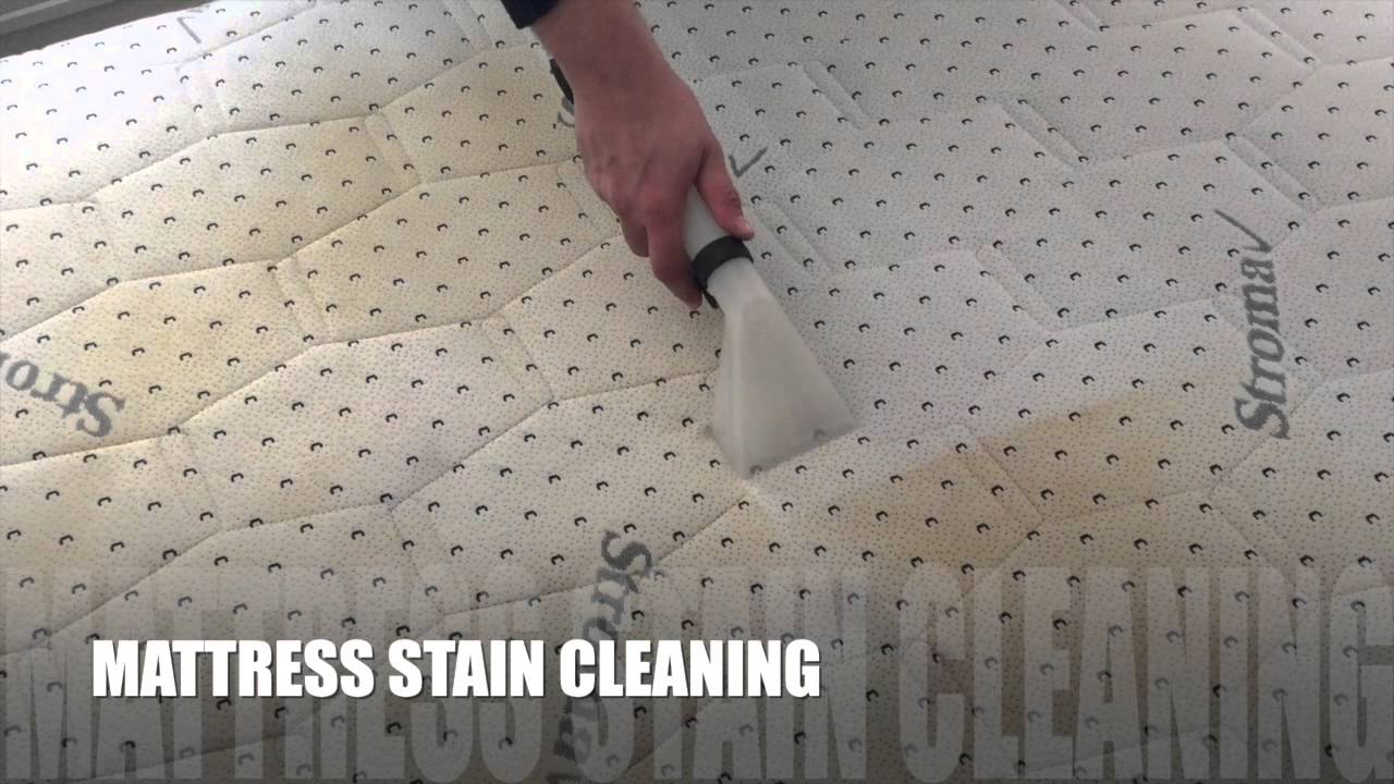 Mattress Stain Cleaning