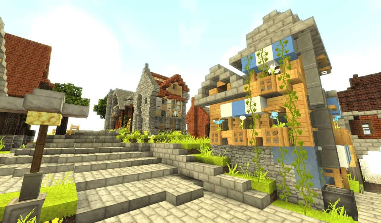 1.6 nad 1.7 texture pack willpack