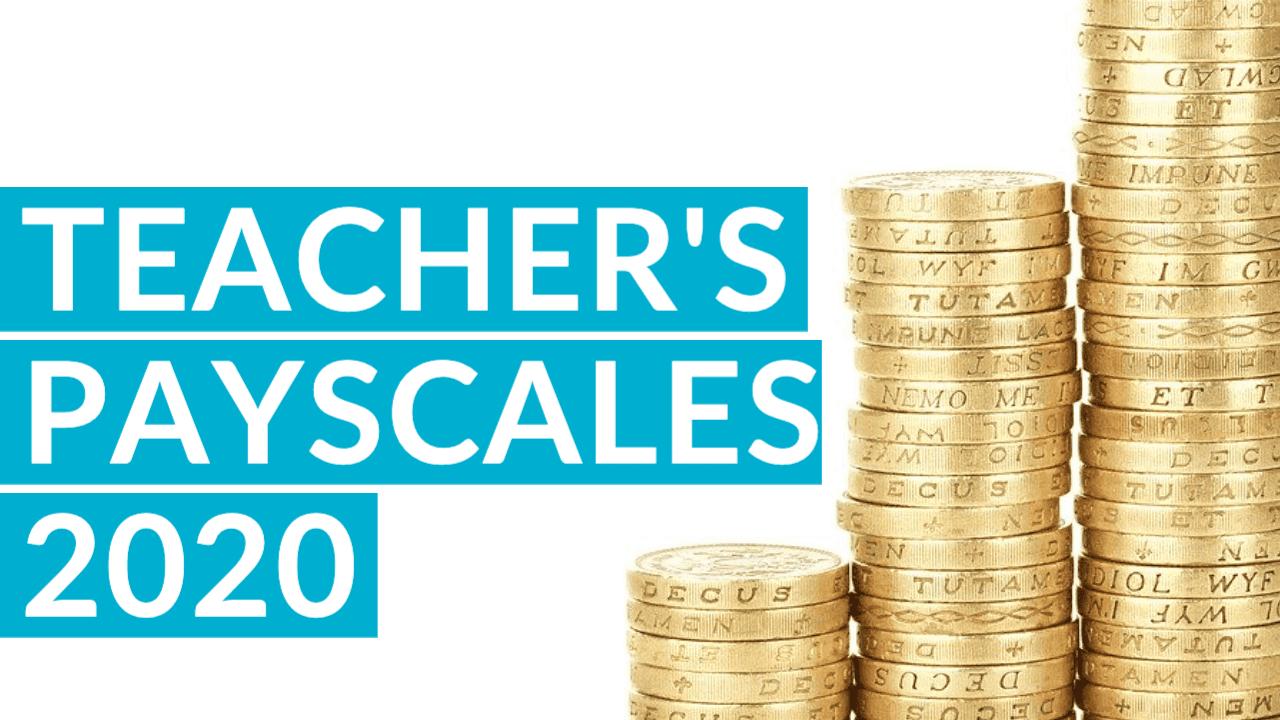 teacher pay scale 2020 2021 2022 2023 2024 teachers payscales main payscale for teachers uk