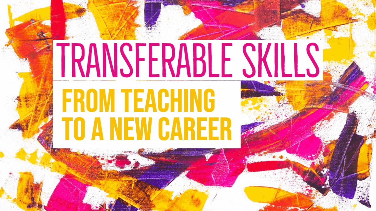 transferable skills from teaching