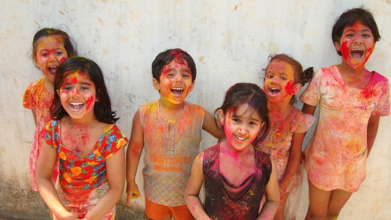 7 Simple Ways Children Everywhere Can Enjoy the Festival of Holi