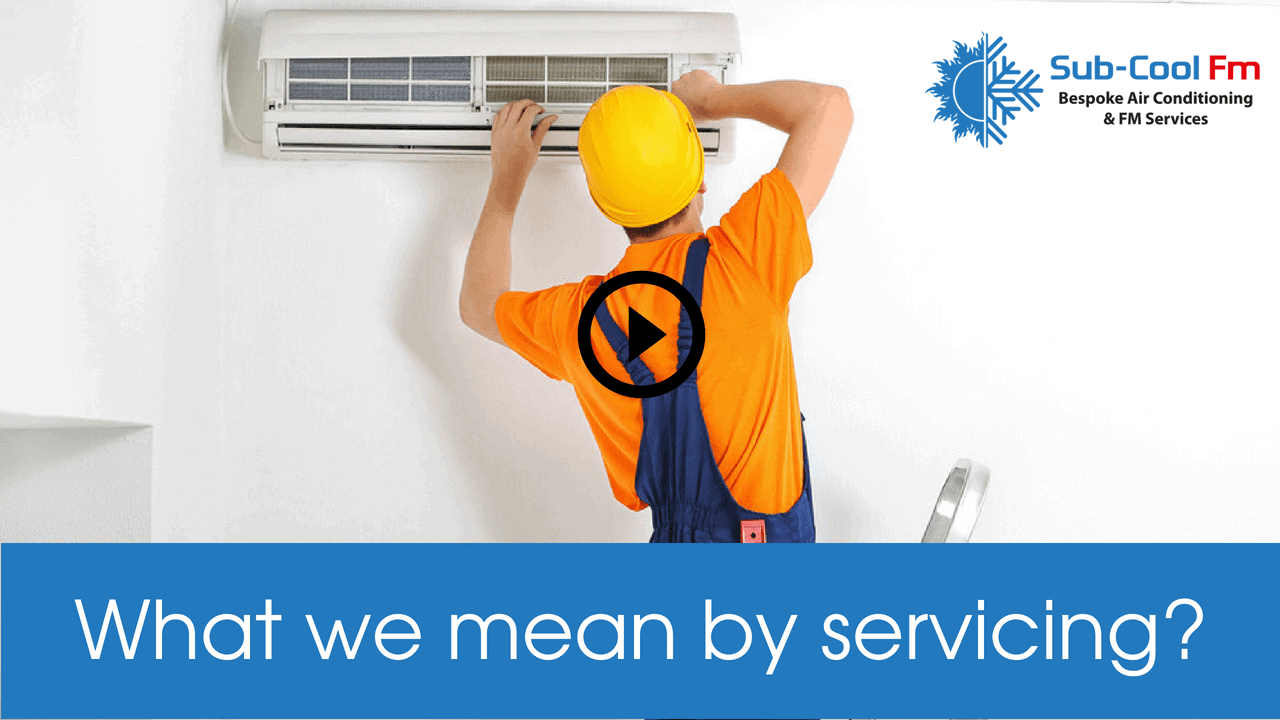 Information about air conditioning and servicing