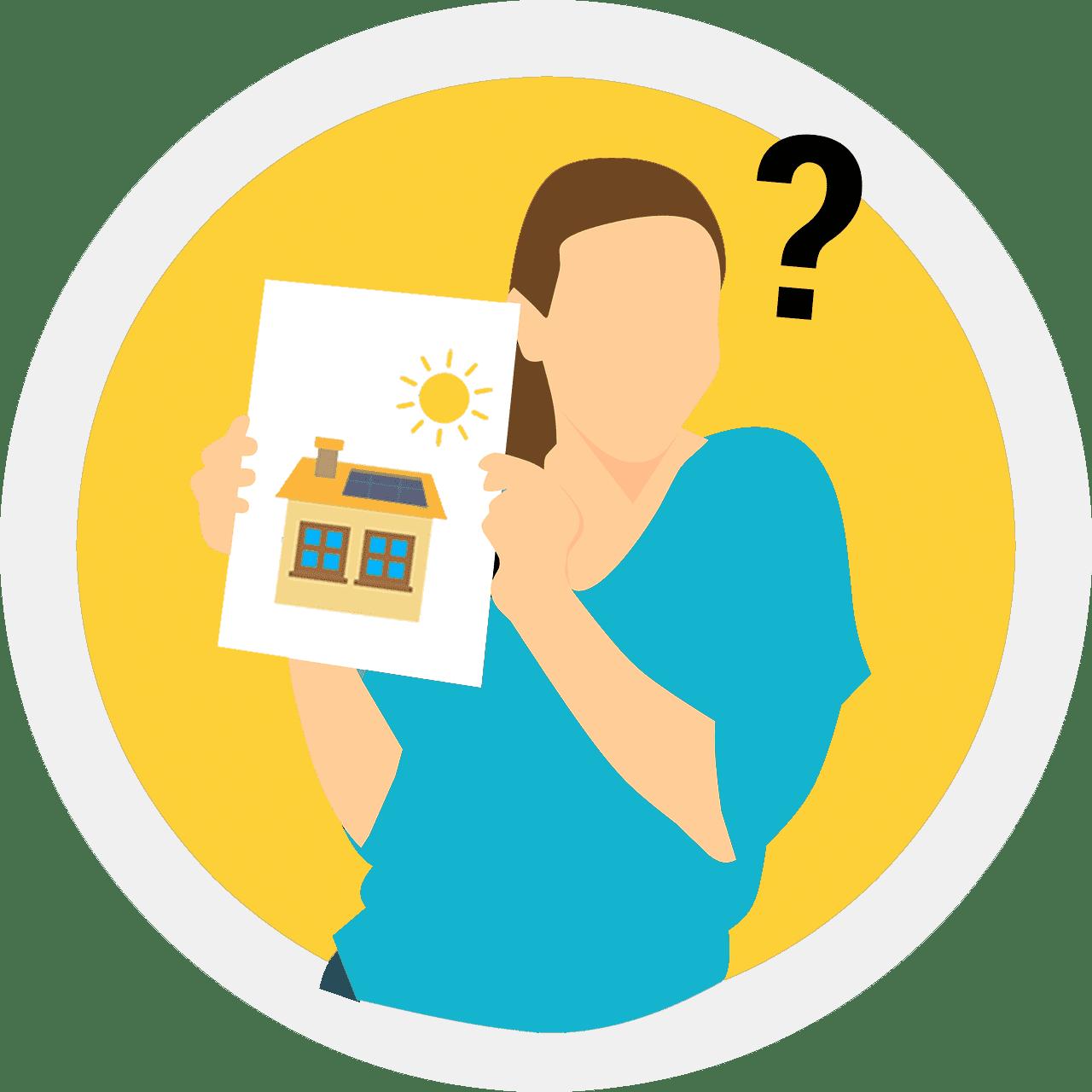 Combien De Wc Dans Une Maison combien de panneaux solaires pour une maison ? | terre solaire