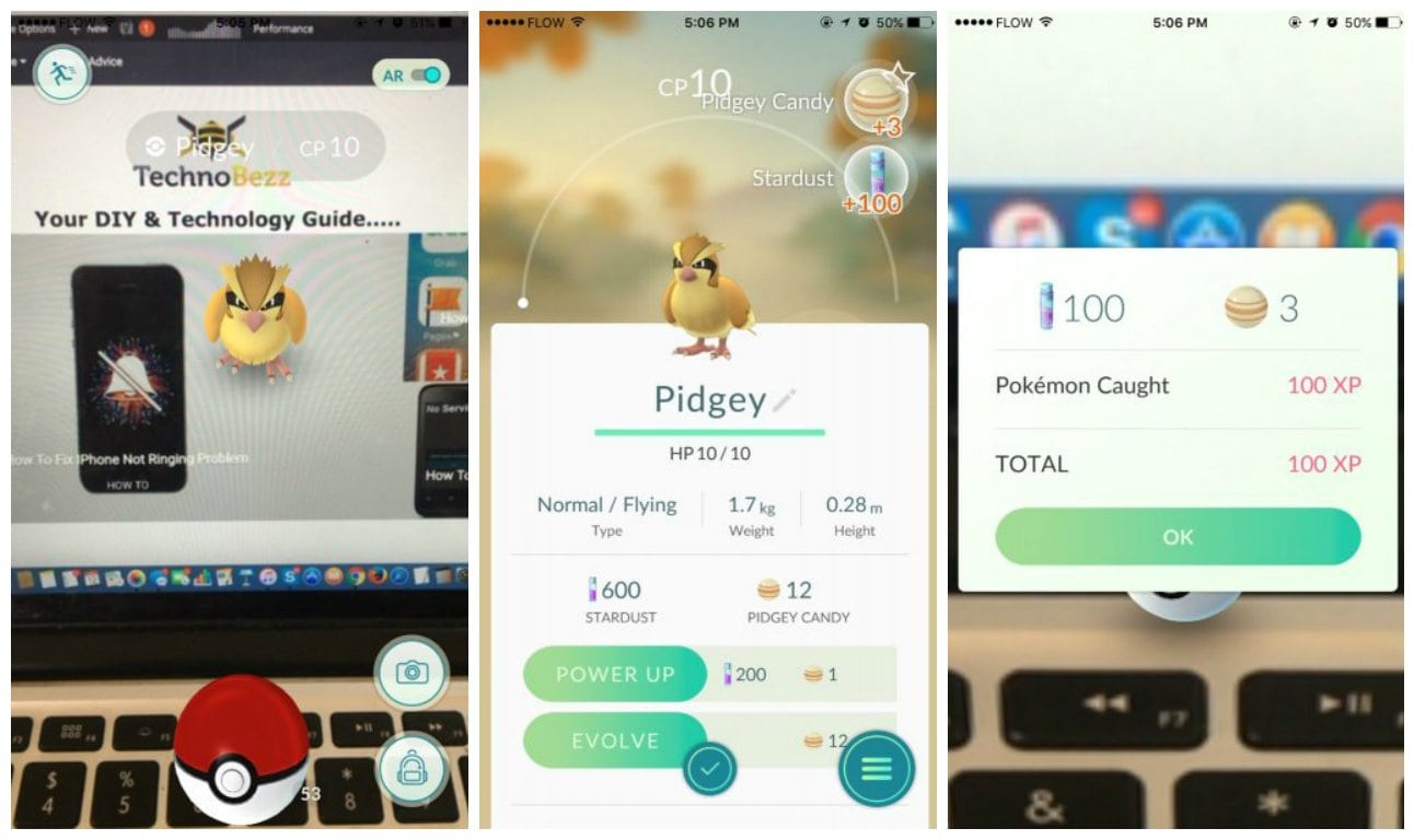 Pokémon GO Common Problems And How To Fix Them