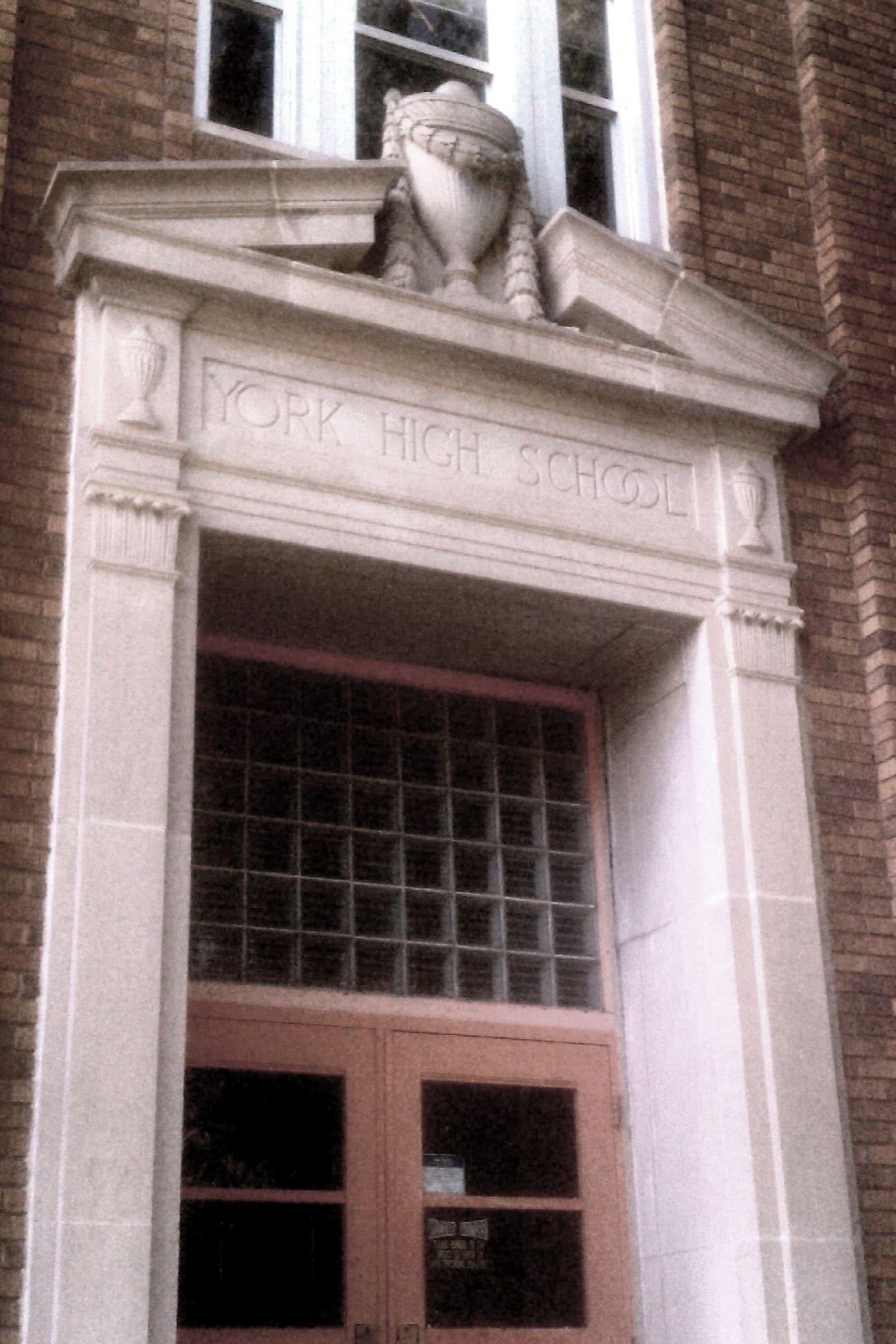 YMS door