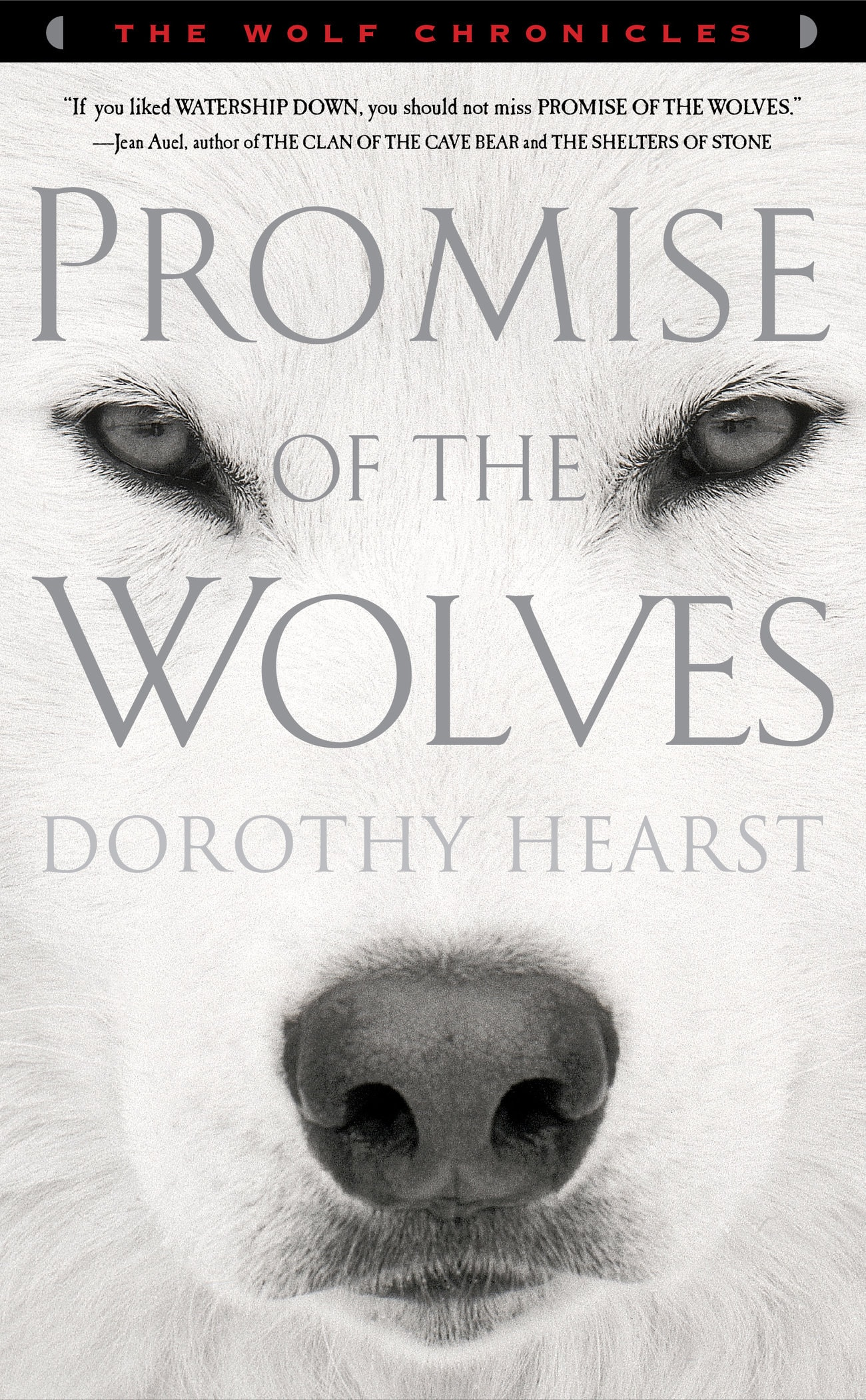 Promise of the Wolves: A Novel (Wolf Chronicles) By Dorothy Hearst