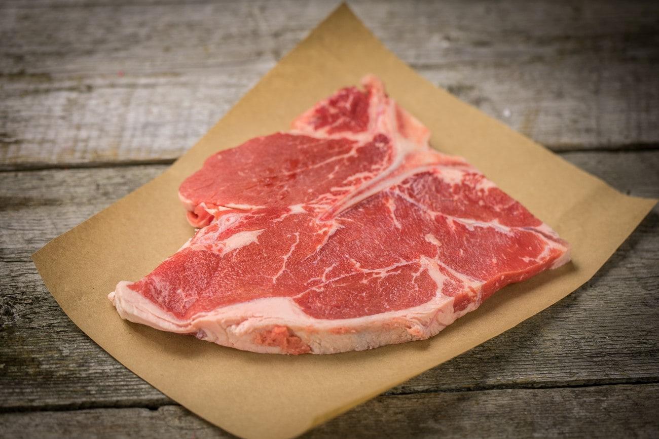 Bifteck d'aloyau (T-Bone)