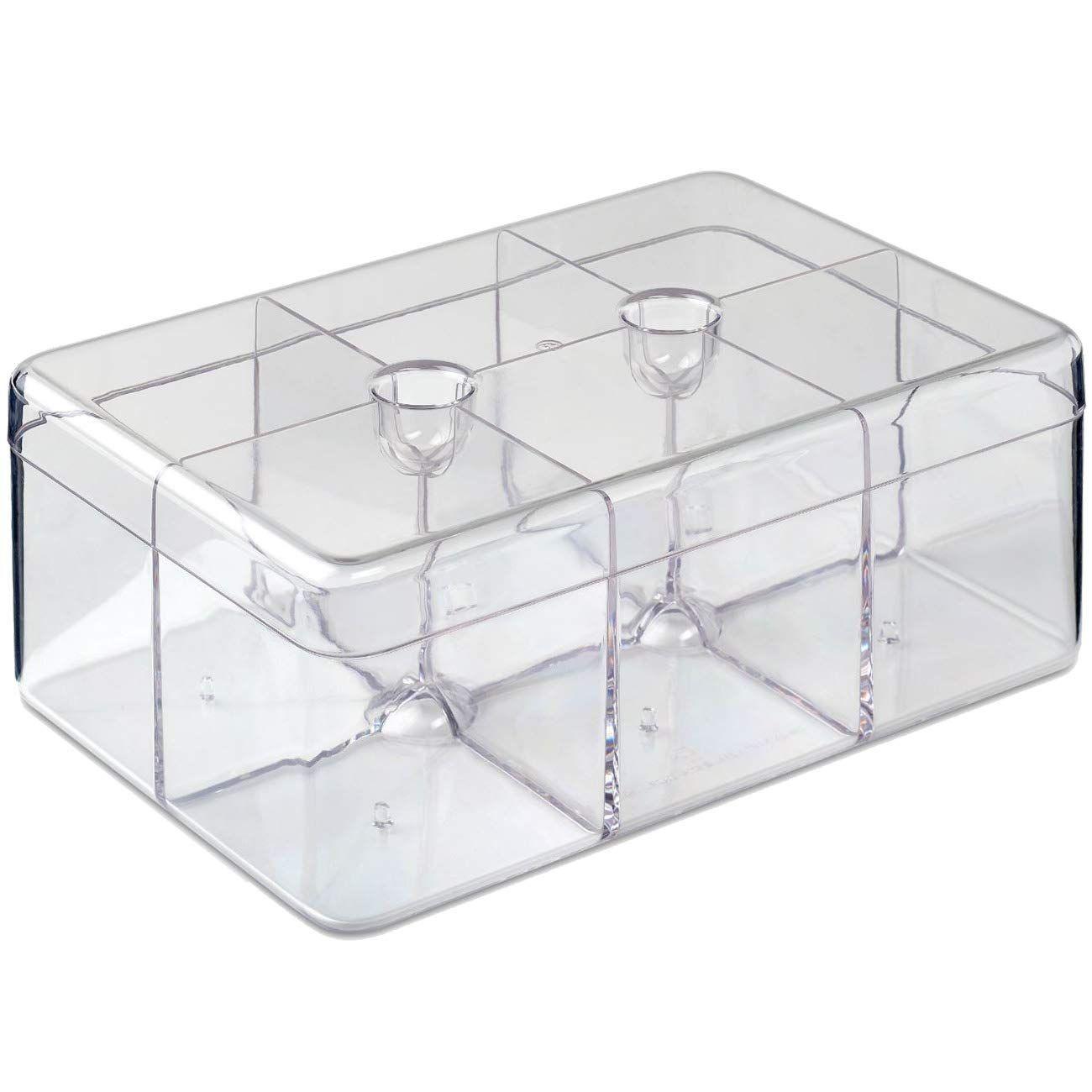 Rosti – Caja Infusiones Rectang.Transparente