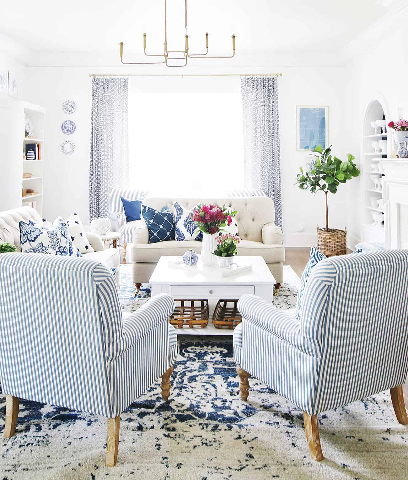 how to pick a paint color living room