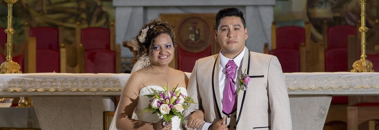 La Boda Thalia y Cesar