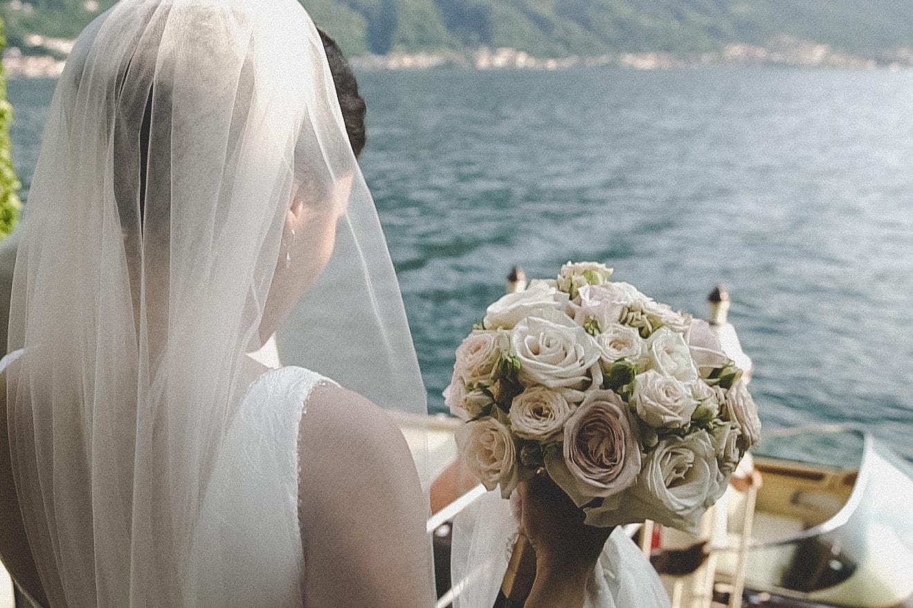 Elopement sul lago di Como